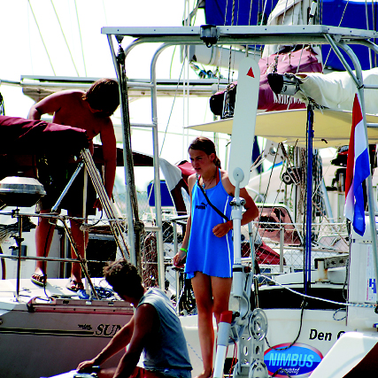 Teen solo sailor bursts Portugal's bubble by launching bid from Gibraltar