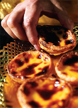 Portuguese elected their seven gastronomic wonders