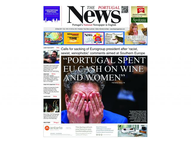 """Portugal spent EU cash on wine and women"""