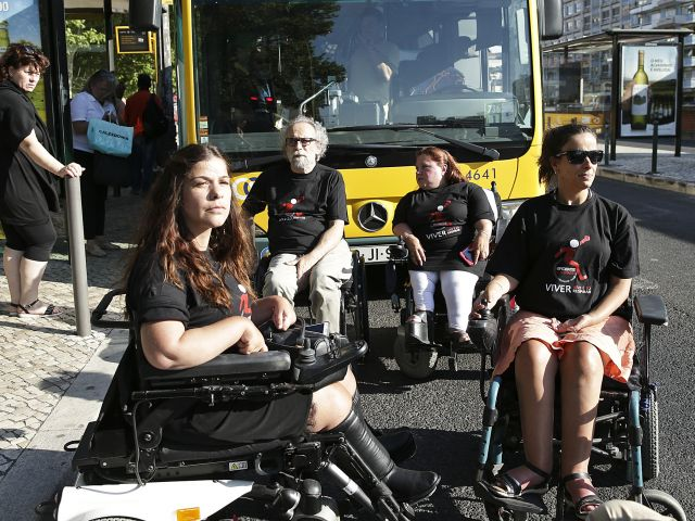 Half the people with disabilities not officially recognised