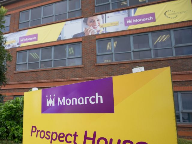 Most Monarch customers will not receive automatic refund