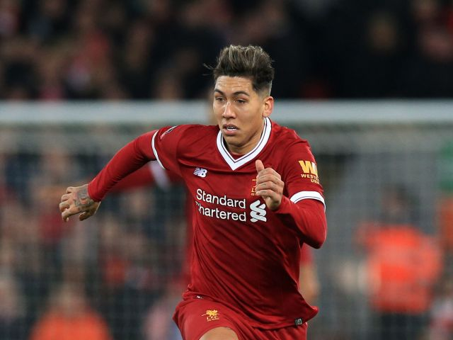 Liverpool striker Firmino wants to make FC Porto suffer