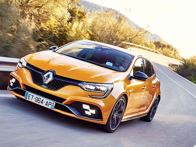 Can new Megane R.S. live up to the hype?