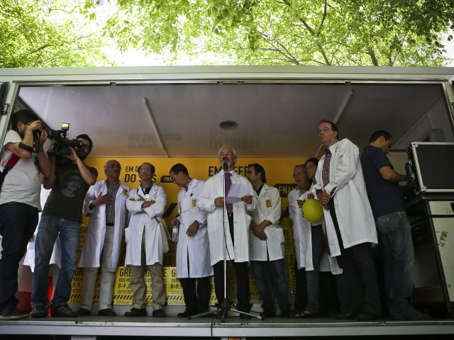 Doctors announce October strikes