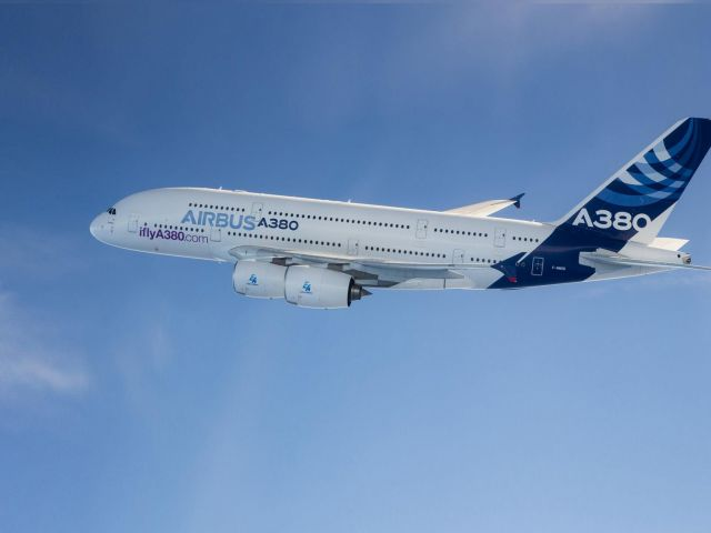 HiFly becomes first Portuguese airline to have an A380 superjumbo