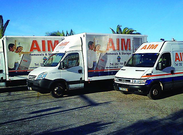 AIM to pick the right removal company for your removal