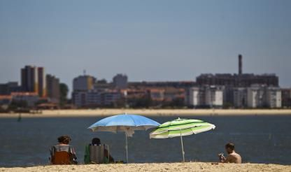 UV warnings for most of Portugal