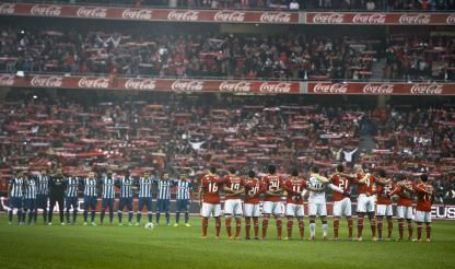Benfica invites cave survivors for a week's training at academy