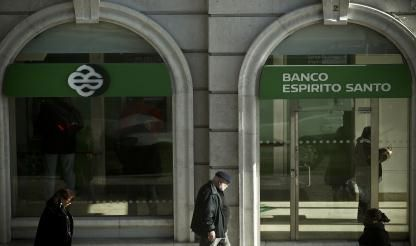 Banco Espírito Santo shares suspended in anticipation of news release