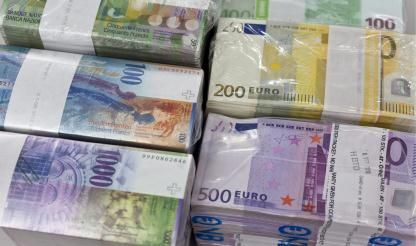 Central bank removes over 7 000 counterfeit banknotes from for Cuisine 7000 euros