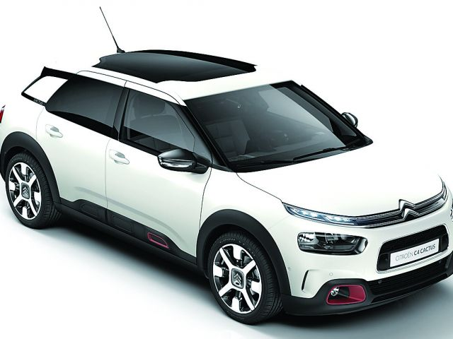 Citroen looks to increase C4 Cactus appeal