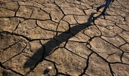 Worst drought of last 100 years