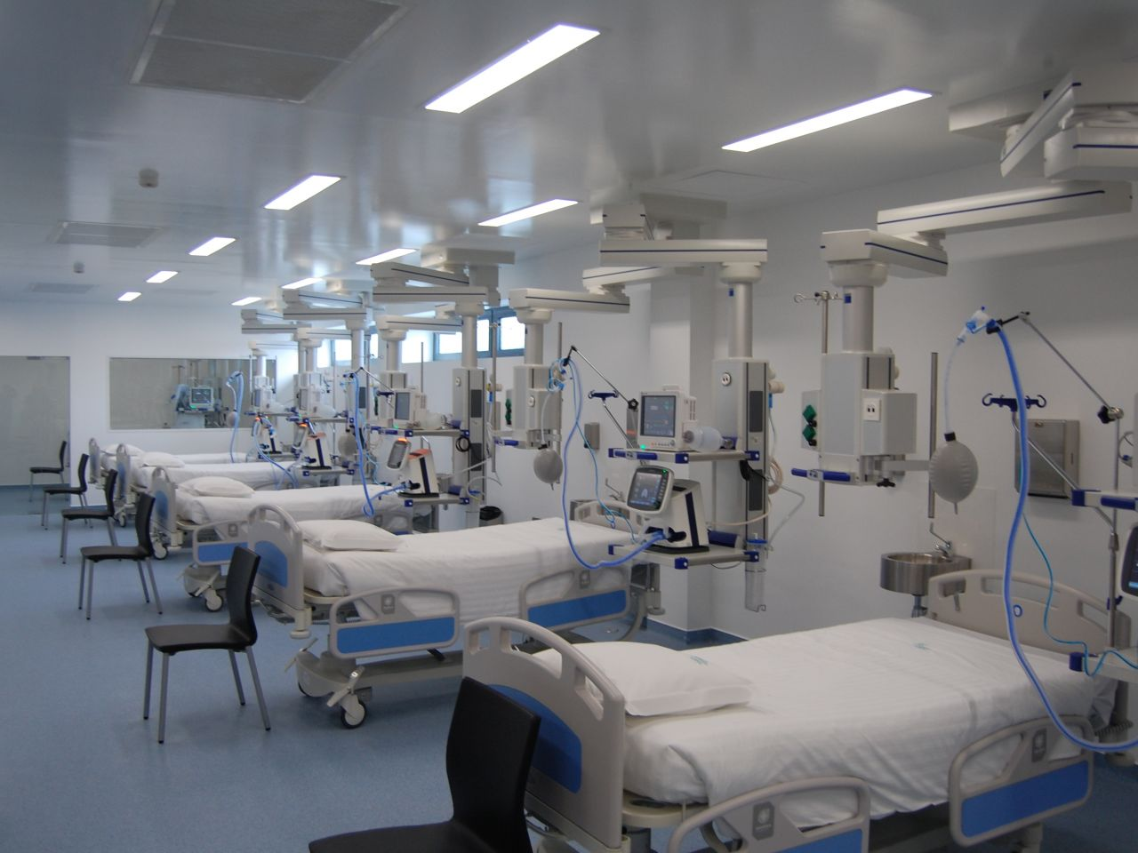 Santarém Hospital emergency room without hot water - The ...