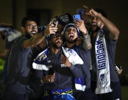 FC Porto crowned champions