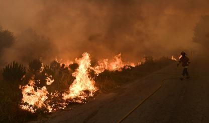 Three people die as major forest fires sweep across Madeira