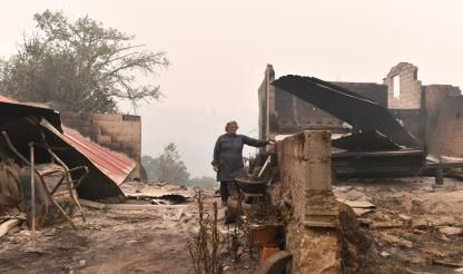 Villages at risk of forest fires to get safety officials, shelters
