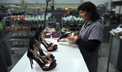 Portugal footwear sector makes biggest ever Milan showing ...