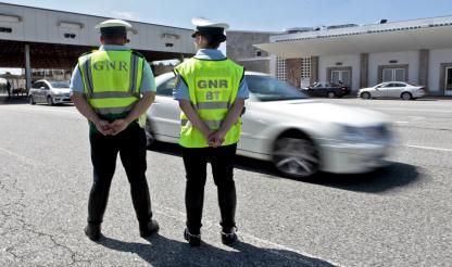 GNR officers arrest 205 people over New Year weekend