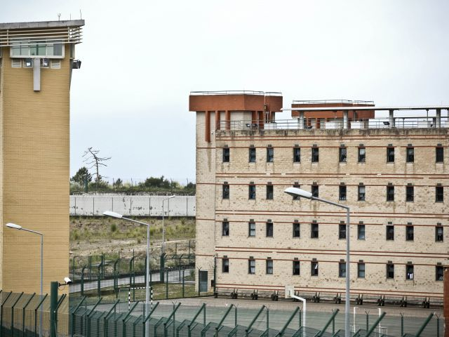 Prison guards continue strike action