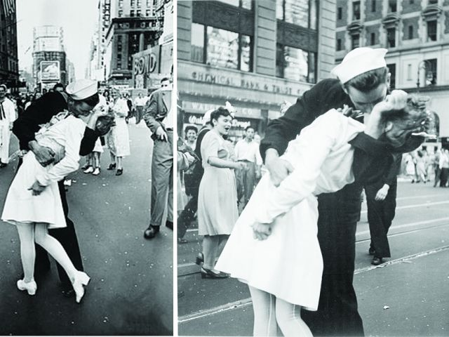 Portuguese-American sailor in famous V-J Day kiss dies