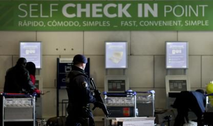 Security strike action ongoing at airports until Wednesday – impact is minimal