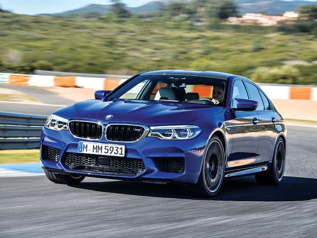 Iconic M5 returns