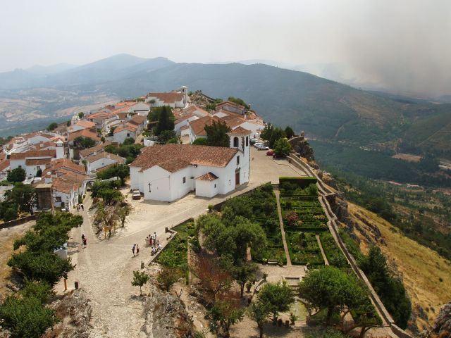 Marvão Mayor welcomes country's first nudist campsite