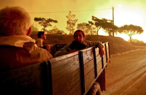 "Expat loses ""everything"" in Monchique fire"