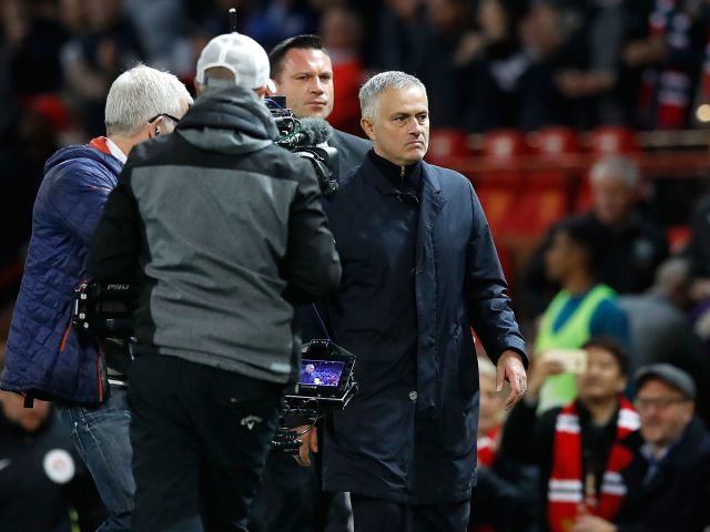 Mourinho charged for swearing in Portuguese