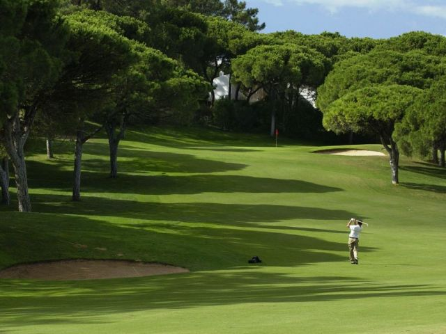 Algarve elected Europe's top golf destination