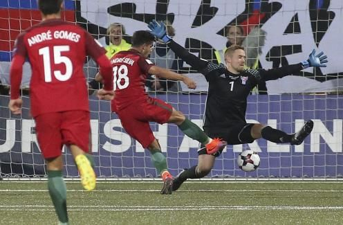 Portugal faces the United States in final game of 2017