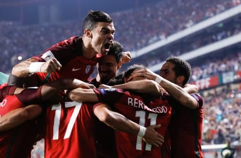 Portugal qualify for Russia World Cup