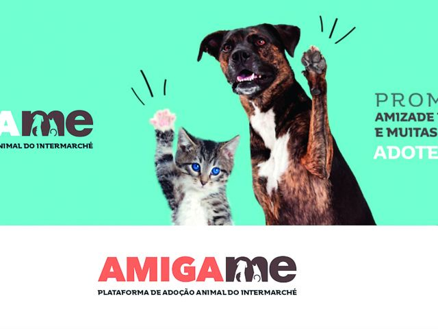 Intermarché launches animal adoption platform