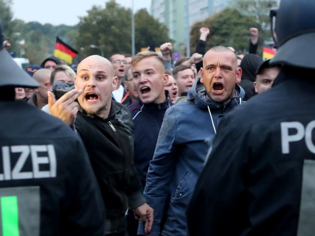 Portuguese emigrants blame far right for Germany disturbances