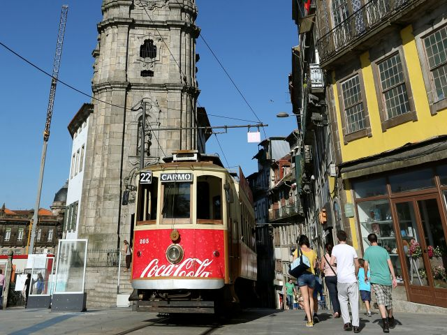 Porto feels cut of tourism's double-edged sword