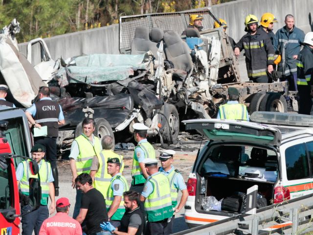 All passengers die in IC8 car crash