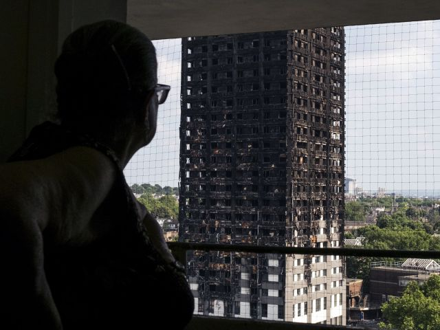 Portuguese man jailed for pretending to be Grenfell Tower fire victim