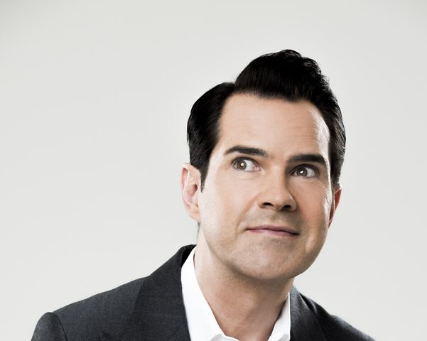Jimmy Carr coming  to Portugal