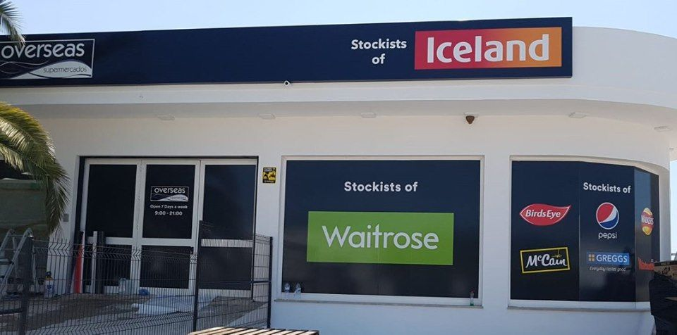 British Supermarket Expands The Portugal News