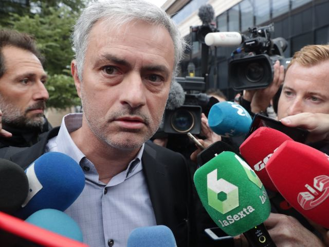Mourinho pleads guilty to tax fraud