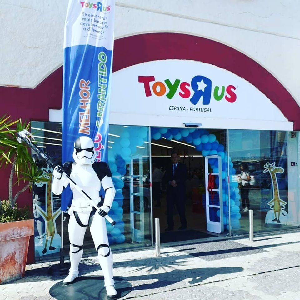 "Toys ""R"" Us opens in Algarve Shopping"