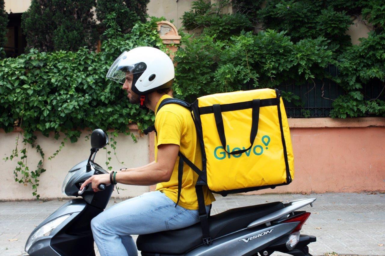 Glovo arrives in Faro