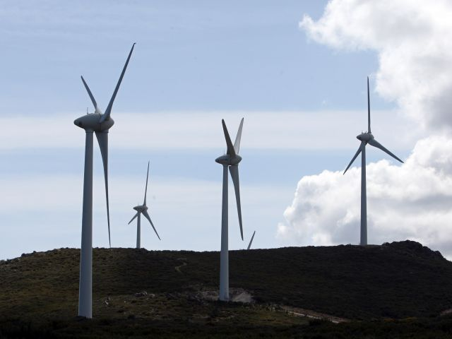 Renewable electricity supplies 54 percent of consumption
