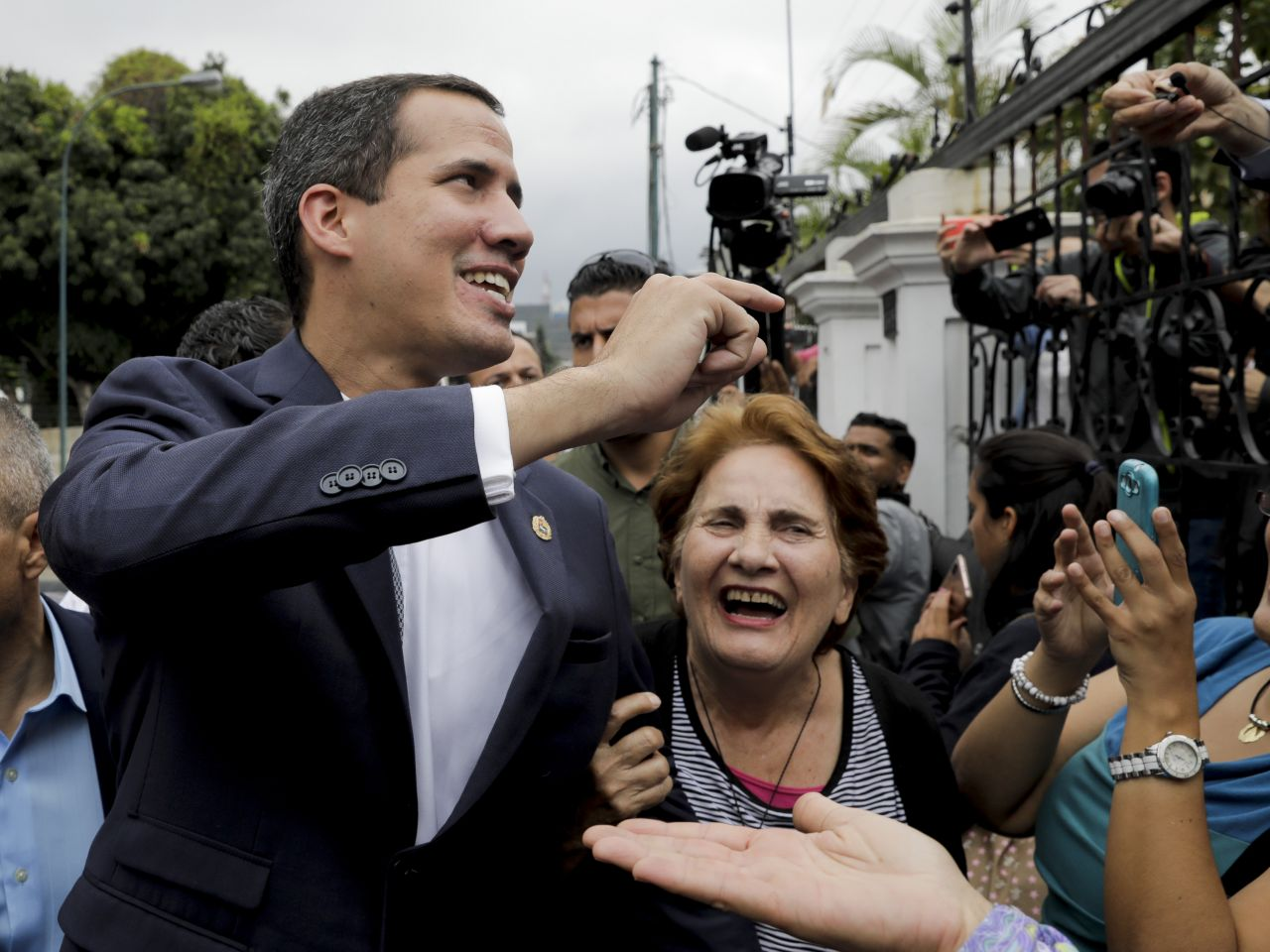 Venezuela:  Guaidó's Patience Runs Out