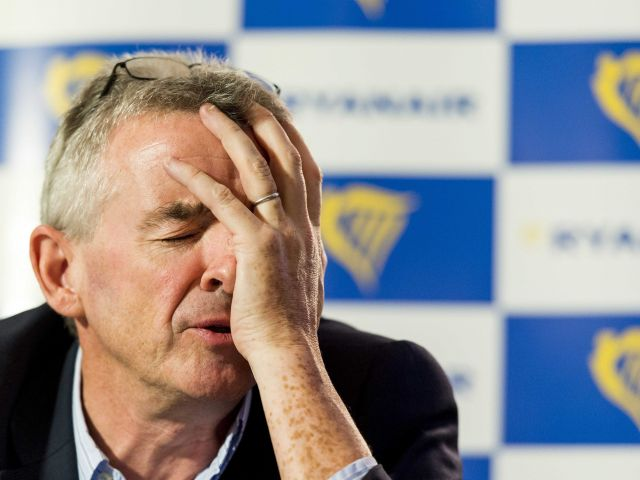 Ryanair to cancel up to 300 flights next week due to strike