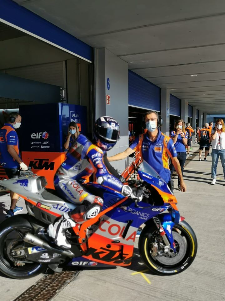 Miguel Oliveira Excited About Returning To The Tracks The Portugal News