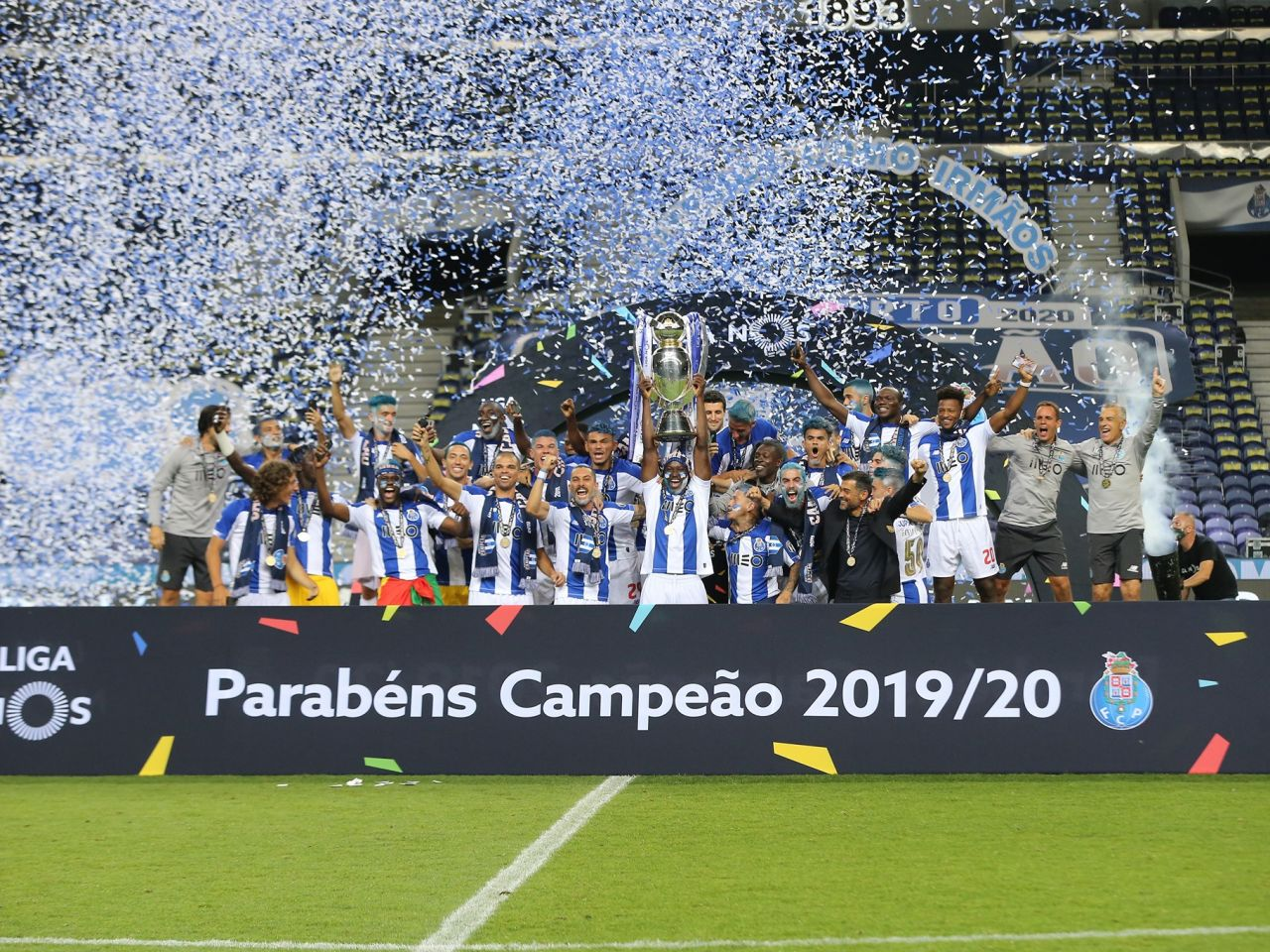 Porto Crowned Champions The Portugal News