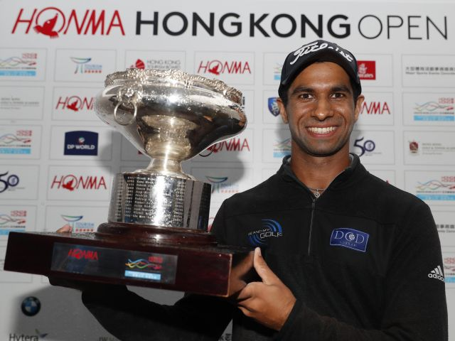 Rai secures maiden win in Hong Kong