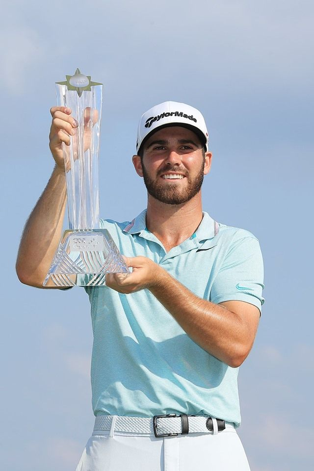 Wolff claims maiden PGA title