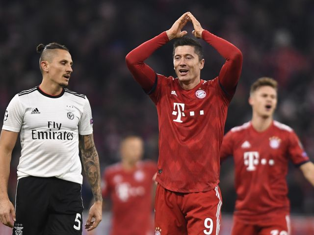 Benfica Battered by Bayern